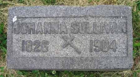 SULLIVAN, JOHANNA - Clark County, Ohio | JOHANNA SULLIVAN - Ohio Gravestone Photos