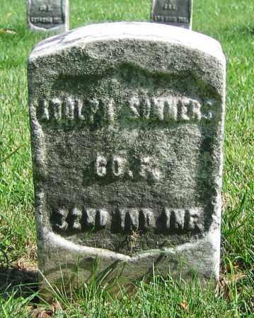 SUMMERS, ADOLPH - Clark County, Ohio | ADOLPH SUMMERS - Ohio Gravestone Photos