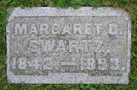 SWARTZ, MARGARET C. - Clark County, Ohio | MARGARET C. SWARTZ - Ohio Gravestone Photos