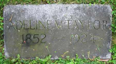 TAYLOR, ADELINE M. - Clark County, Ohio | ADELINE M. TAYLOR - Ohio Gravestone Photos
