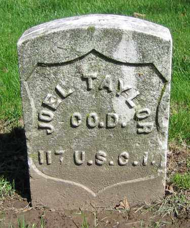 TAYLOR, JOEL - Clark County, Ohio | JOEL TAYLOR - Ohio Gravestone Photos