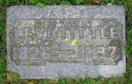 TITTLE, LEVI - Clark County, Ohio | LEVI TITTLE - Ohio Gravestone Photos