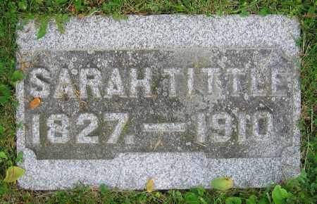 TITTLE, SARAH - Clark County, Ohio | SARAH TITTLE - Ohio Gravestone Photos