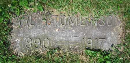 TOMLINSON, CARL H. - Clark County, Ohio | CARL H. TOMLINSON - Ohio Gravestone Photos