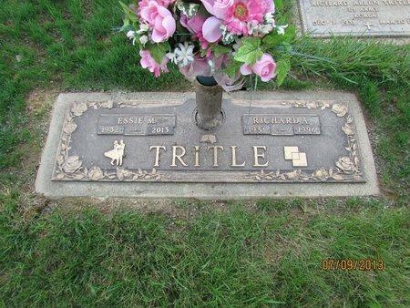 GEORGE TRITLE, ESSIE M - Clark County, Ohio | ESSIE M GEORGE TRITLE - Ohio Gravestone Photos