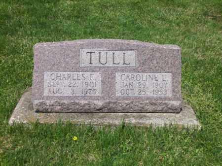 BUNKER TULL, CAROLINE L. - Clark County, Ohio | CAROLINE L. BUNKER TULL - Ohio Gravestone Photos