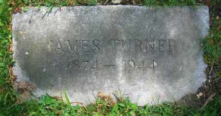 TURNER, JAMES - Clark County, Ohio | JAMES TURNER - Ohio Gravestone Photos