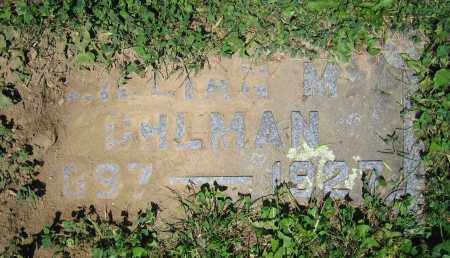 UHLMAN, LILLIAN M. - Clark County, Ohio | LILLIAN M. UHLMAN - Ohio Gravestone Photos