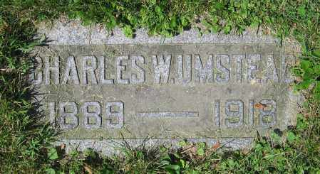 UMSTEAD, CHARLES W. - Clark County, Ohio | CHARLES W. UMSTEAD - Ohio Gravestone Photos