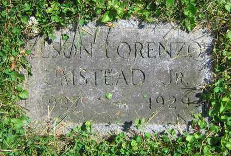 UMSTEAD JR., ELSON LORENZO - Clark County, Ohio | ELSON LORENZO UMSTEAD JR. - Ohio Gravestone Photos
