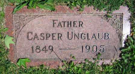 UNGLAUB, CASPER - Clark County, Ohio | CASPER UNGLAUB - Ohio Gravestone Photos