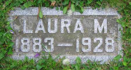 VALENTINE, LAURA M. - Clark County, Ohio | LAURA M. VALENTINE - Ohio Gravestone Photos
