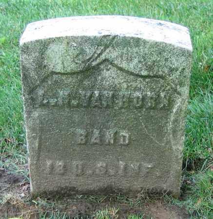VAN HORN, L.H. - Clark County, Ohio | L.H. VAN HORN - Ohio Gravestone Photos