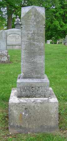 VAN SMITH, FLORENCE E. - Clark County, Ohio | FLORENCE E. VAN SMITH - Ohio Gravestone Photos