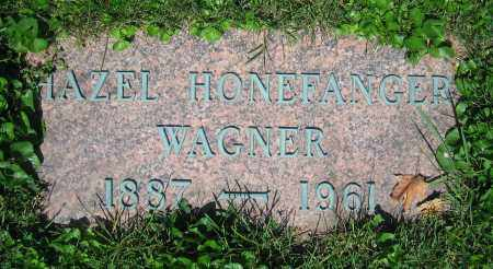 WAGNER, HAZEL - Clark County, Ohio | HAZEL WAGNER - Ohio Gravestone Photos