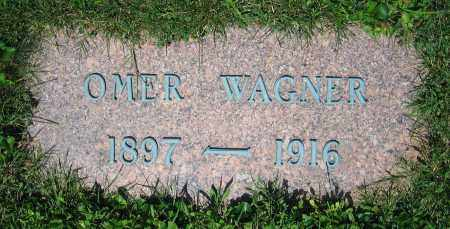 WAGNER, OMER - Clark County, Ohio | OMER WAGNER - Ohio Gravestone Photos