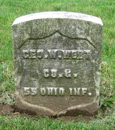 WERT, GEO. W. - Clark County, Ohio | GEO. W. WERT - Ohio Gravestone Photos