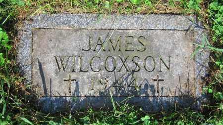 WILCOXSON, JAMES - Clark County, Ohio | JAMES WILCOXSON - Ohio Gravestone Photos
