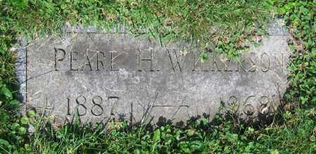 WILKERSON, PEARL H. - Clark County, Ohio | PEARL H. WILKERSON - Ohio Gravestone Photos