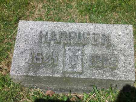 WILSON, HARRISON - Clark County, Ohio | HARRISON WILSON - Ohio Gravestone Photos