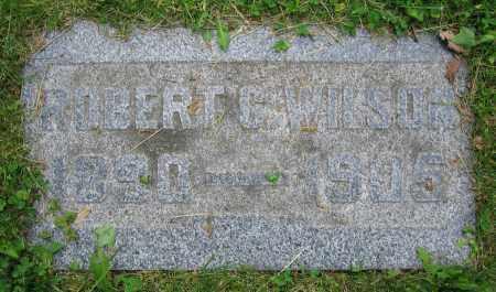 WILSON, ROBERT G. - Clark County, Ohio | ROBERT G. WILSON - Ohio Gravestone Photos
