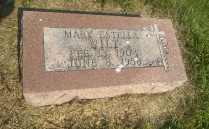 WILT, MARY ESTELLA - Clark County, Ohio | MARY ESTELLA WILT - Ohio Gravestone Photos