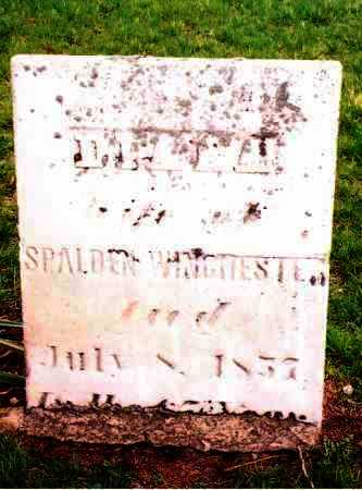 WINCHESTER, DIANA - Clark County, Ohio | DIANA WINCHESTER - Ohio Gravestone Photos