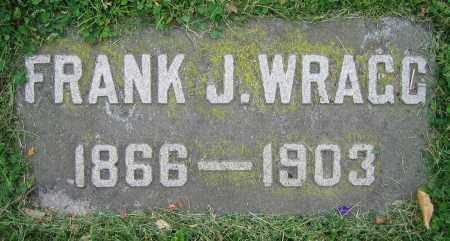 WRAGG, FRANK J. - Clark County, Ohio | FRANK J. WRAGG - Ohio Gravestone Photos
