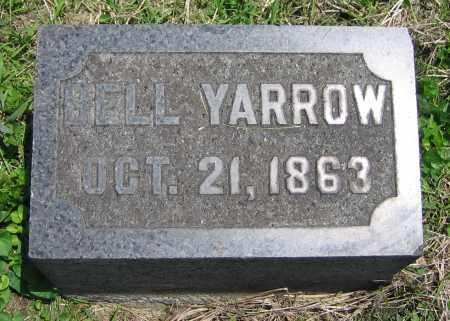 YARROW, BELL - Clark County, Ohio | BELL YARROW - Ohio Gravestone Photos