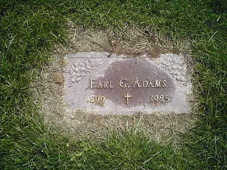 ADAMS, JOHN G - Clermont County, Ohio | JOHN G ADAMS - Ohio Gravestone Photos