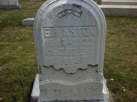 ASTON, EDGAR  R - Clermont County, Ohio | EDGAR  R ASTON - Ohio Gravestone Photos