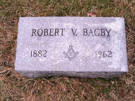 BAGBY, ROBERT   V - Clermont County, Ohio | ROBERT   V BAGBY - Ohio Gravestone Photos