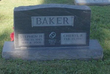 BAKER, STEPHEN H. - Clermont County, Ohio   STEPHEN H. BAKER - Ohio Gravestone Photos