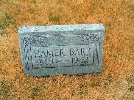 BARR, HAMER - Clermont County, Ohio | HAMER BARR - Ohio Gravestone Photos