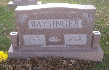 BAYSINGER, ROBERT - Clermont County, Ohio | ROBERT BAYSINGER - Ohio Gravestone Photos