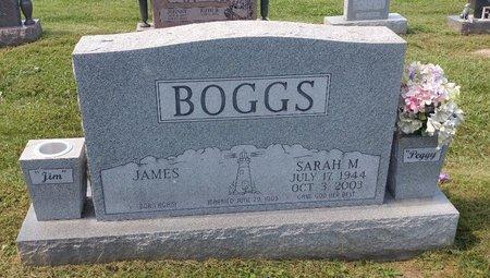 BOGGS, SARAH M. - Clermont County, Ohio   SARAH M. BOGGS - Ohio Gravestone Photos