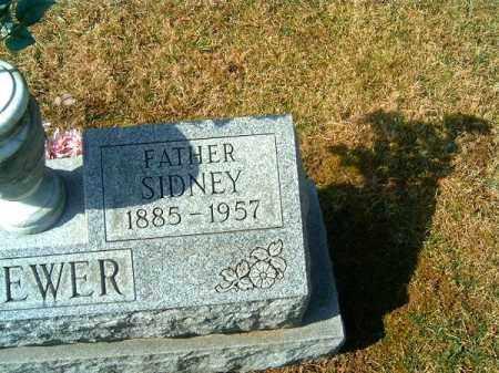 BREWER, SIDNEY - Clermont County, Ohio | SIDNEY BREWER - Ohio Gravestone Photos