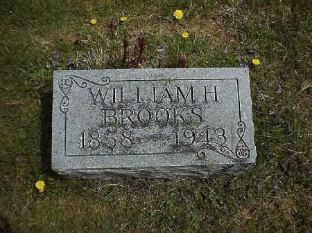 BROOKS, WILLIAM  H - Clermont County, Ohio | WILLIAM  H BROOKS - Ohio Gravestone Photos