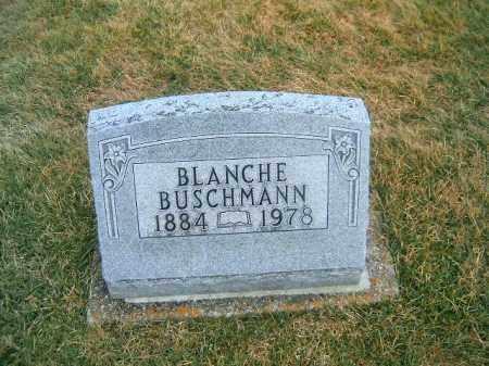 BUSCHMAN, BLANCHE - Clermont County, Ohio | BLANCHE BUSCHMAN - Ohio Gravestone Photos