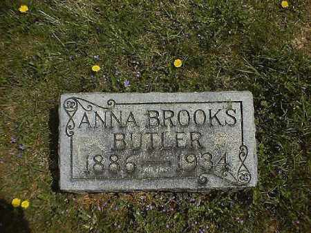 BUTLER, ANNA - Clermont County, Ohio | ANNA BUTLER - Ohio Gravestone Photos