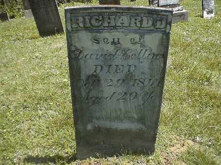COLLINS, RICHARD   D - Clermont County, Ohio | RICHARD   D COLLINS - Ohio Gravestone Photos