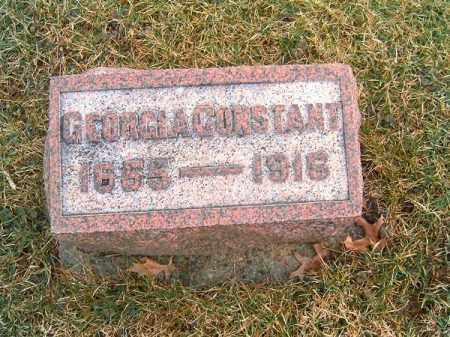 CONSTANT, GEORGIA - Clermont County, Ohio | GEORGIA CONSTANT - Ohio Gravestone Photos