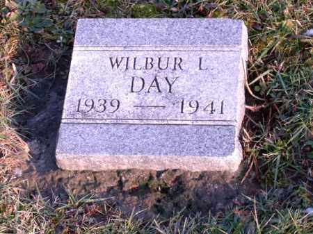 DAY, WILBUR  L - Clermont County, Ohio | WILBUR  L DAY - Ohio Gravestone Photos