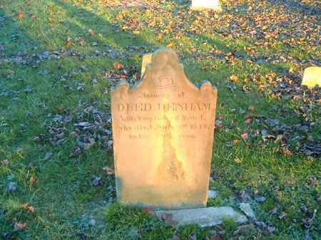 DENHAM, OBED - Clermont County, Ohio | OBED DENHAM - Ohio Gravestone Photos