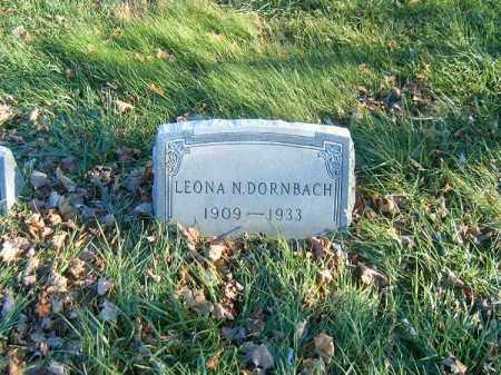 DORNBACH, LEONA  N - Clermont County, Ohio | LEONA  N DORNBACH - Ohio Gravestone Photos
