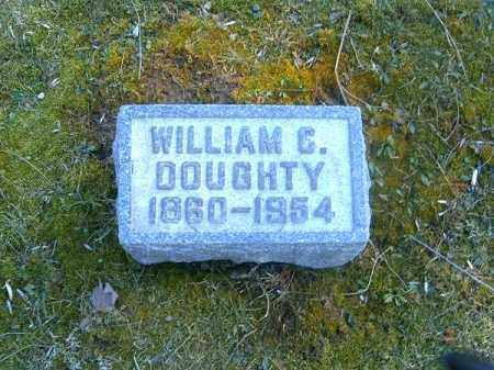 DOUGHTY, WILLIAM  C - Clermont County, Ohio | WILLIAM  C DOUGHTY - Ohio Gravestone Photos