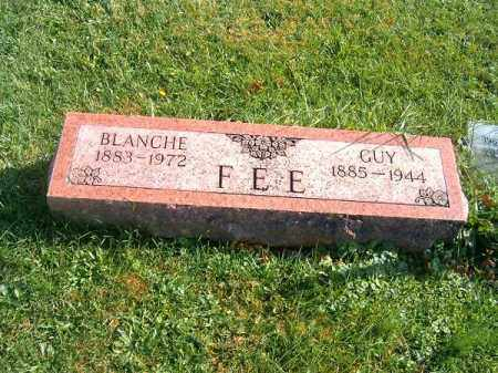 FEE, GUY - Clermont County, Ohio | GUY FEE - Ohio Gravestone Photos