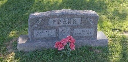 NASH FRANK, MARY MARGARET - Clermont County, Ohio | MARY MARGARET NASH FRANK - Ohio Gravestone Photos