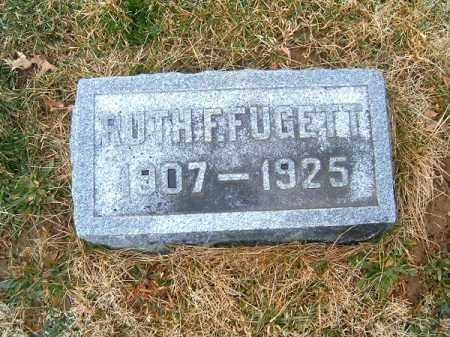 FUGETT, RUTH  F - Clermont County, Ohio | RUTH  F FUGETT - Ohio Gravestone Photos