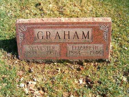 GRAHAM, SYLVESTER - Clermont County, Ohio | SYLVESTER GRAHAM - Ohio Gravestone Photos